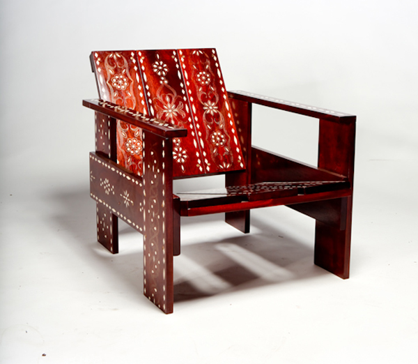 medina crate chair