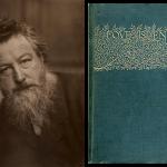 """""""L'amore è abbastanza anche se il mondo è in declino"""", William Morris 1872:"""