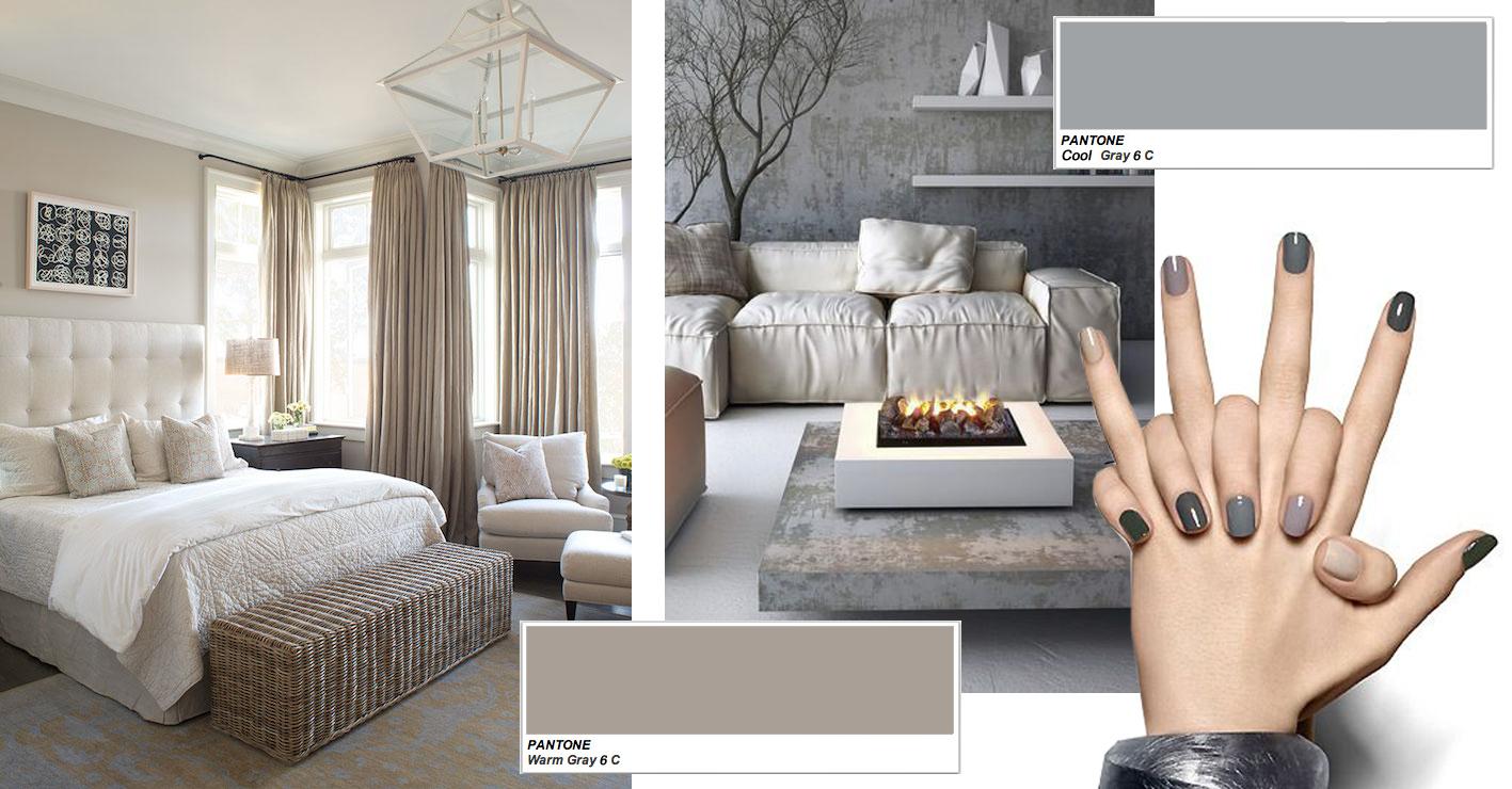 Colore pareti grigio perla rg25 regardsdefemmes - Pareti camera da letto grigio perla ...