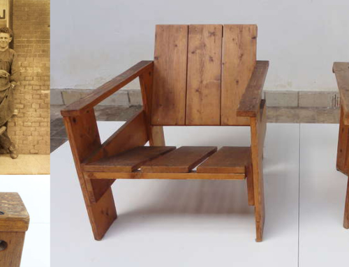 La Crate chair, dal 1935 al 2014 pioniera del reuse
